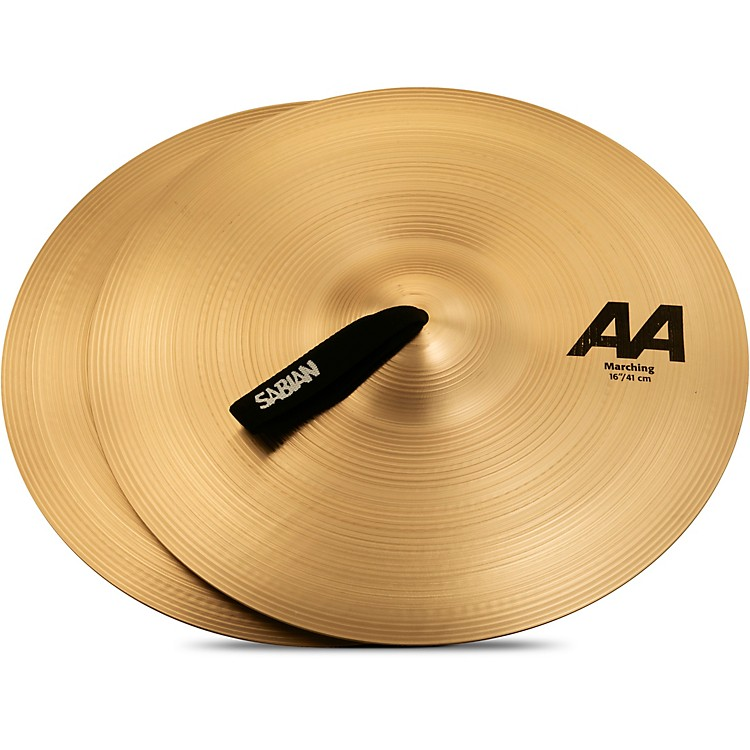 Sabian AA Marching Band Cymbals  16 in.