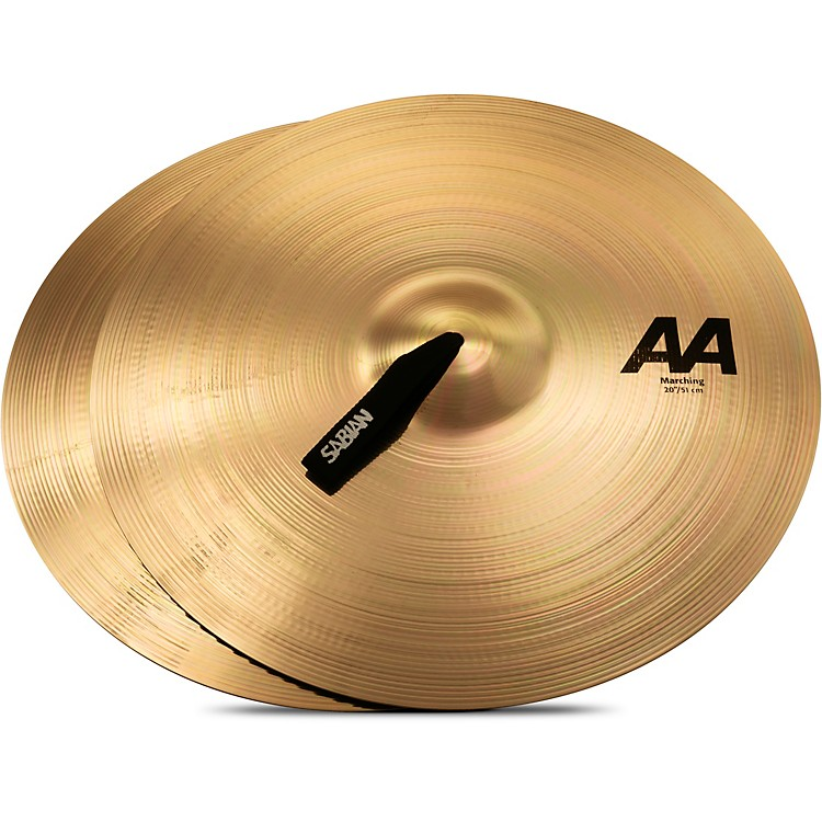 Sabian AA Marching Band Cymbals 20 in.