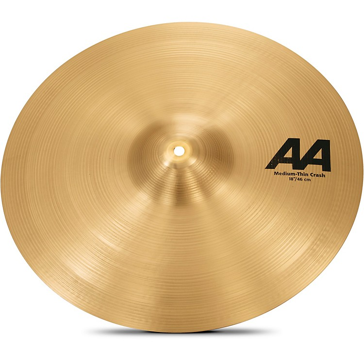 Sabian AA Medium Thin Crash