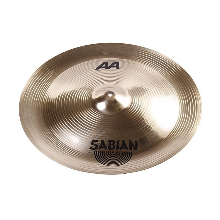 SabianAA Metal Chinese Cymbal24 in.