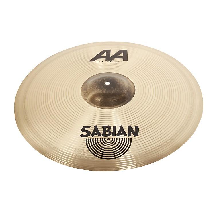SabianAA Metal Ride Cymbal21 in.