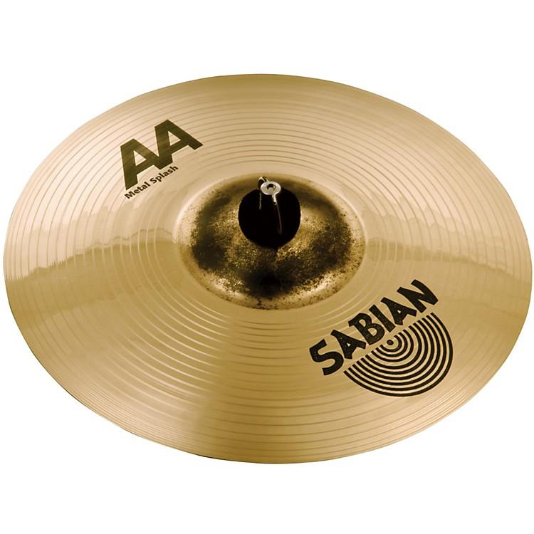 SabianAA Metal Splash Cymbal12 in.