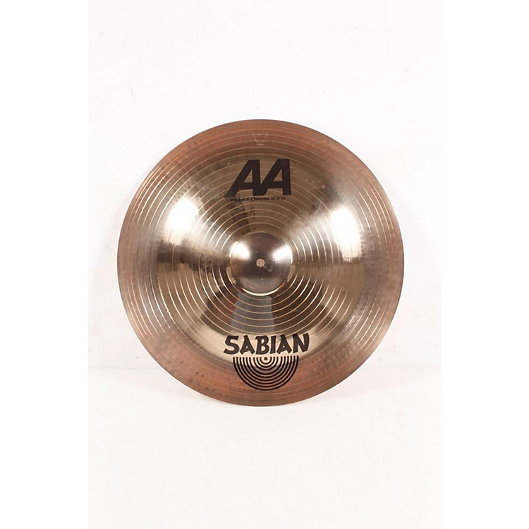 Sabian AA Metal-X Chinese Cymbal Regular 888365182445