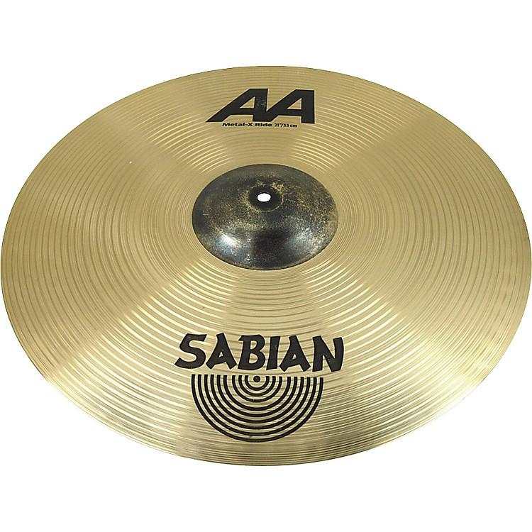 SabianAA Metal-X Ride Cymbal