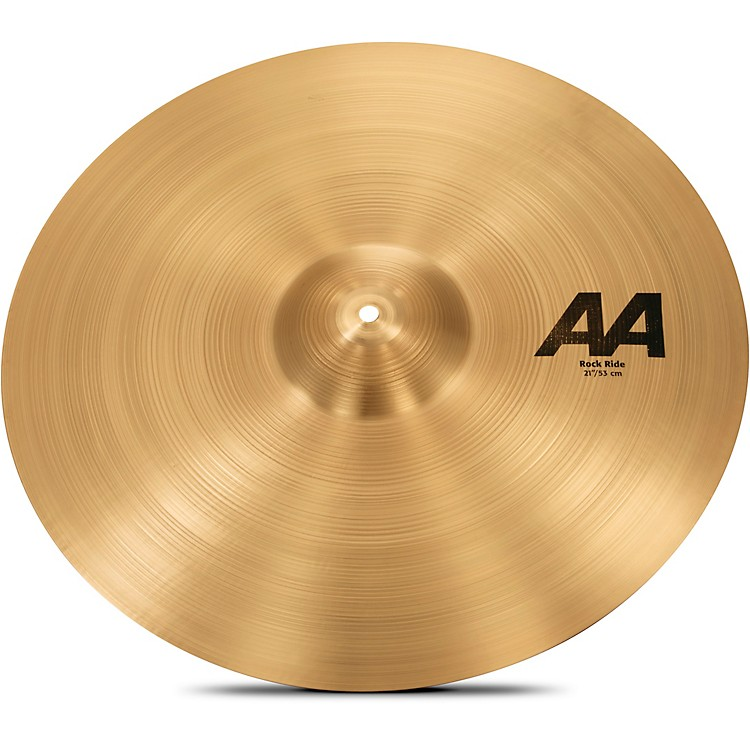 Sabian AA Rock Ride Cymbal  21 Inches