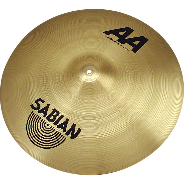 Sabian AA Series Medium Ride Cymbal  20 Inches