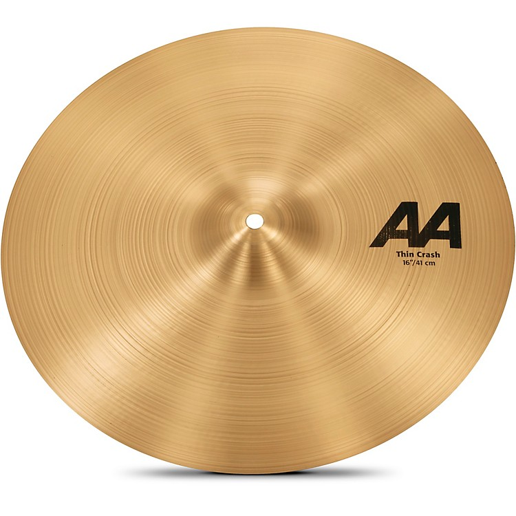 Sabian AA Series Thin Crash  16 in.