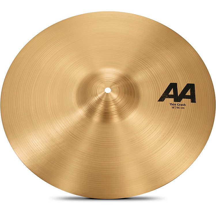 Sabian AA Series Thin Crash  18 in.