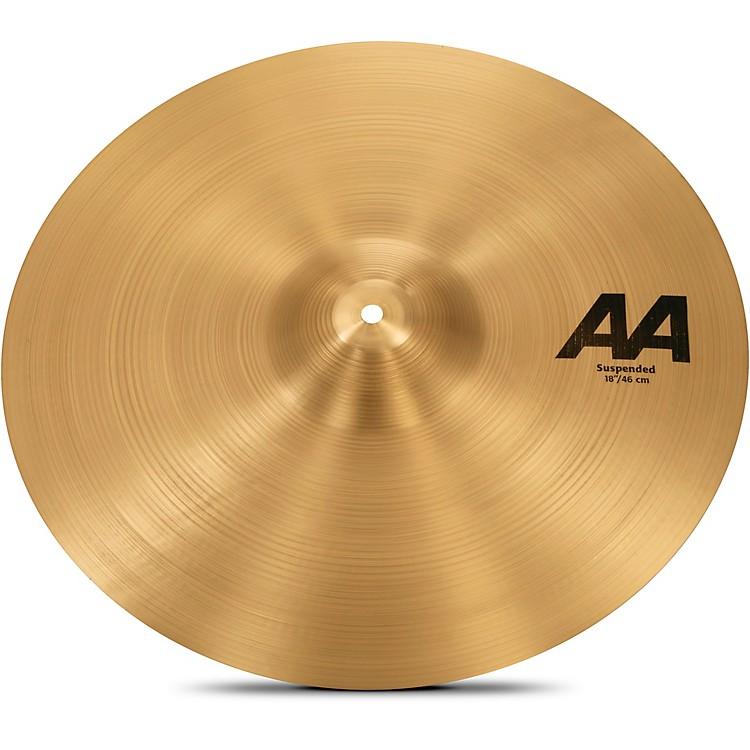 SabianAA Suspended Cymbal18 in.