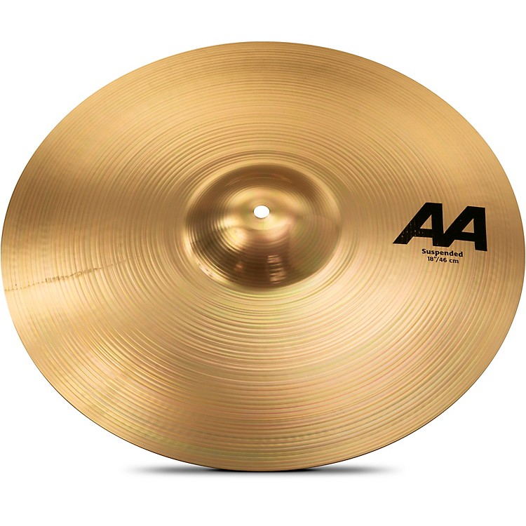 Sabian AA Suspended Orchestral 18 Inch Brilliant Finish