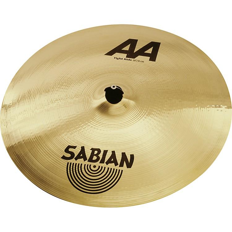SabianAA Tight Ride Cymbal20 in.