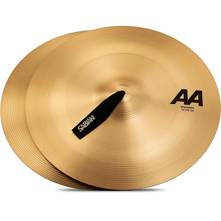 SabianAA Viennese Cymbals17 in.