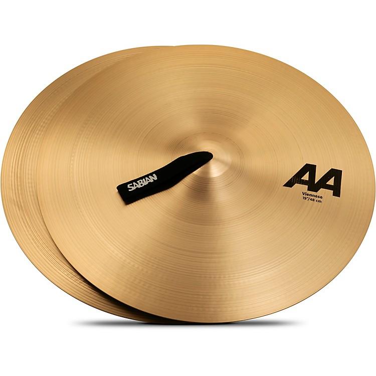 SabianAA Viennese Cymbals19 in.