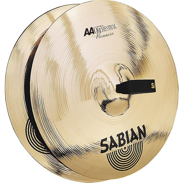 SabianAA Viennese Cymbals21 Inch