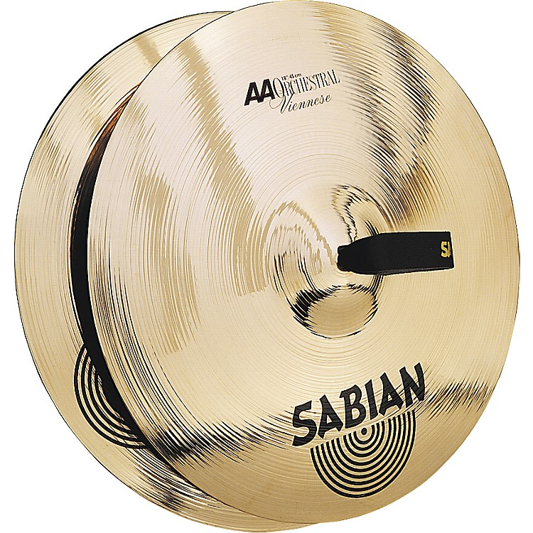 SabianAA Viennese Cymbals21 in.