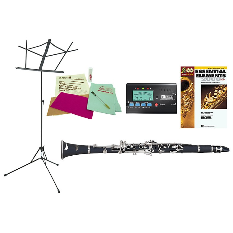 Allora AACL-336 Beginner Student Clarinet Bundle