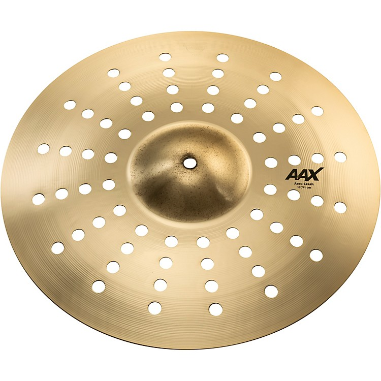 Sabian AAX Aero Crash Brilliant 16 in. Brilliant