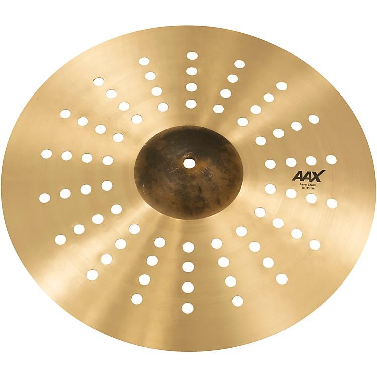 SabianAAX Aero Crash Cymbal18 in.