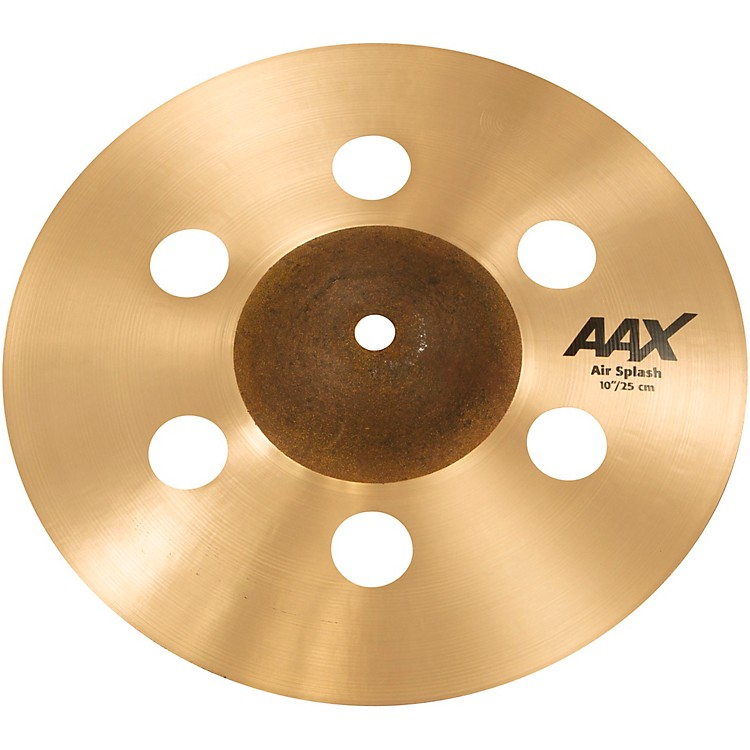 Sabian AAX Air Splash Cymbal 10 in. 2012 Cymbal Vote