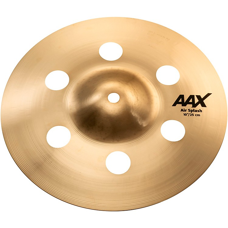 Sabian AAX Air Splash Cymbal Brilliant 10 in. 2012 Cymbal Vote