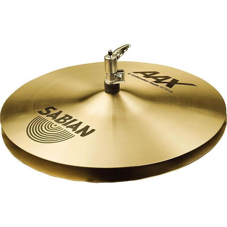 SabianAAX-Celerator Brilliant Hi-Hat Cymbals15 in.