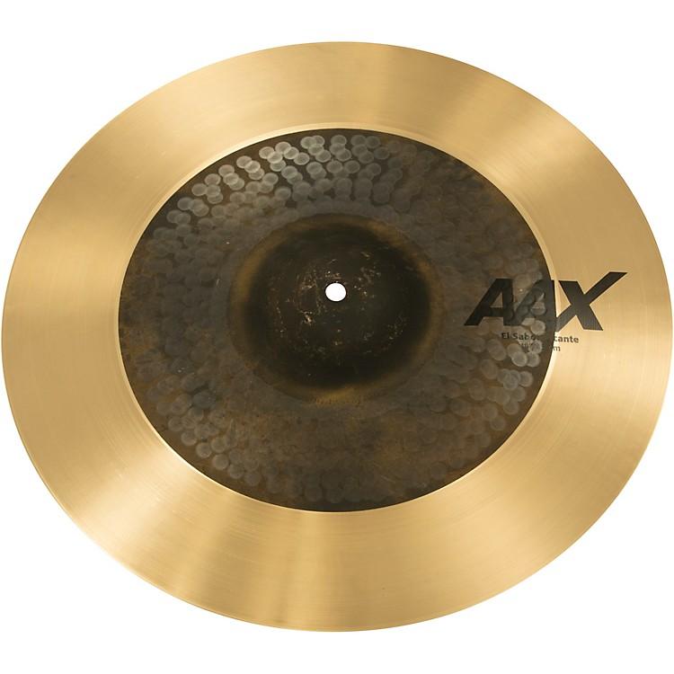 SabianAAX El Sabor Picante Hand Crash Cymbal18 in.