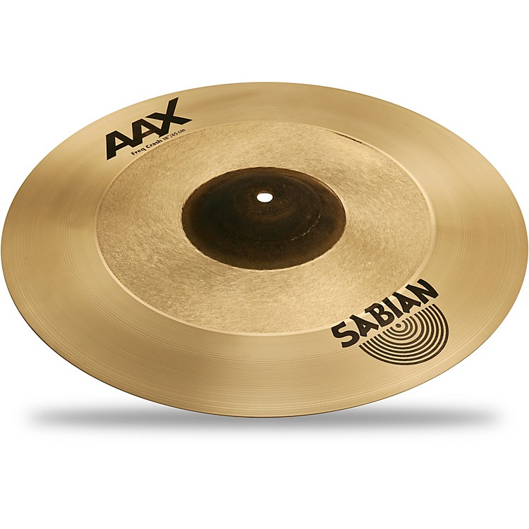 Sabian AAX Freq Crash Cymbal 18 in. 2012 Cymbal Vote