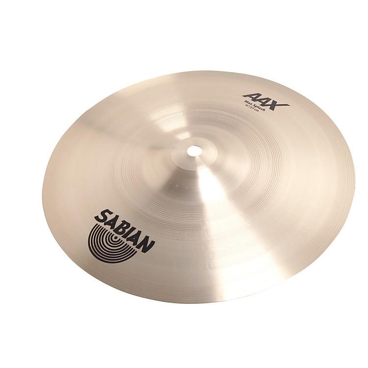 SabianAAX Max Splash Cymbal