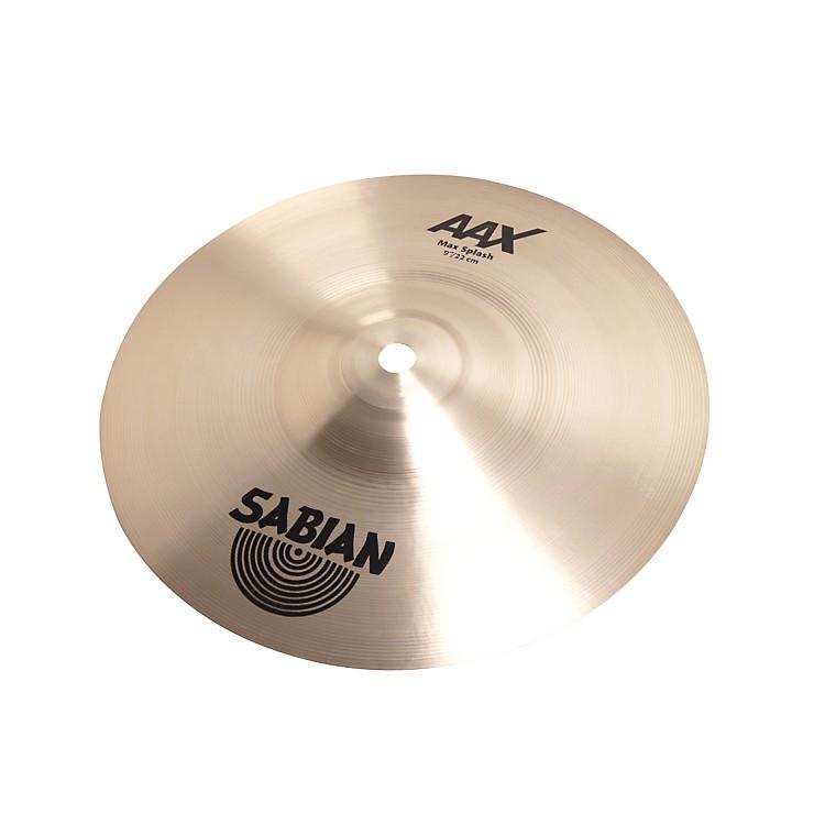 SabianAAX Max Splash Cymbal9 in.