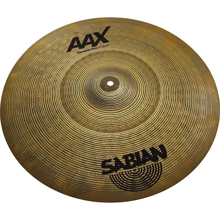 SabianAAX Memphis Ride Cymbal21in