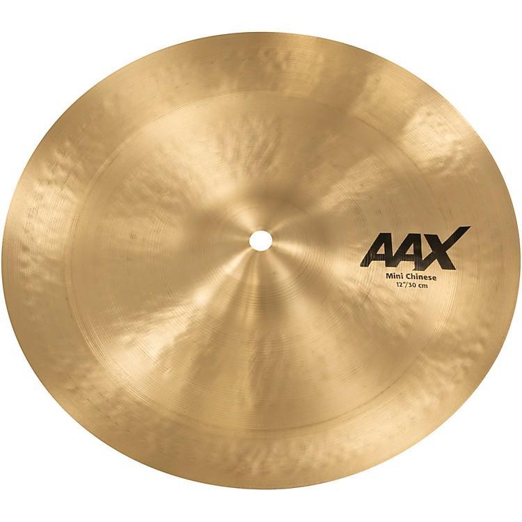 SabianAAX Mini Chinese Cymbal12 in.