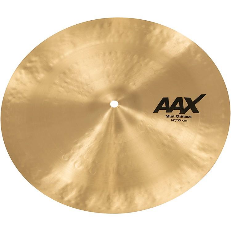 SabianAAX Mini Chinese Cymbal