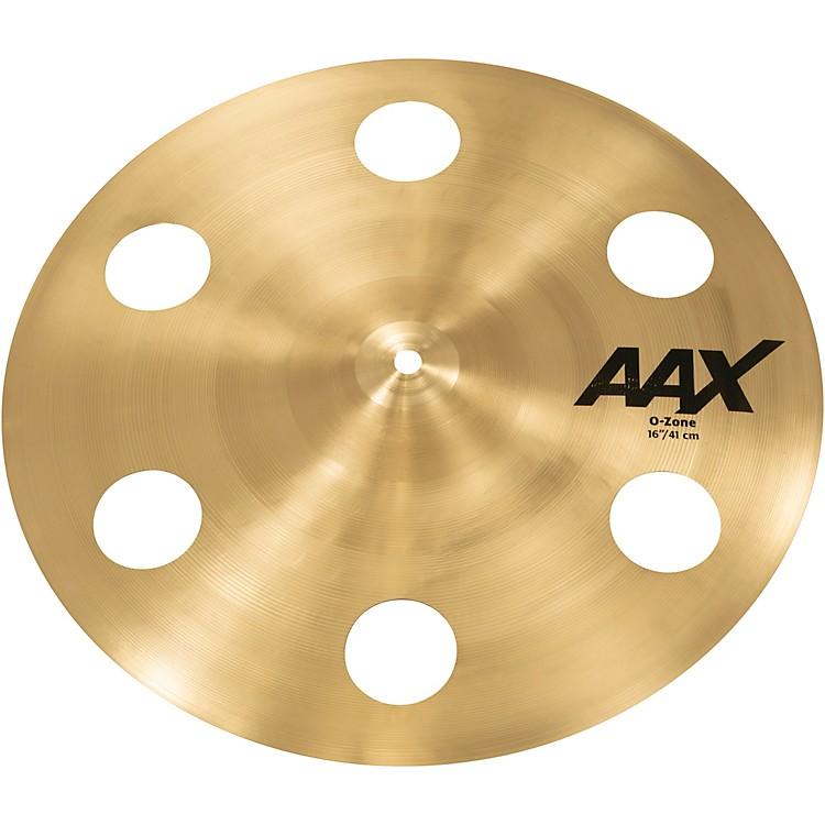 SabianAAX O-Zone Crash Cymbal16 in.