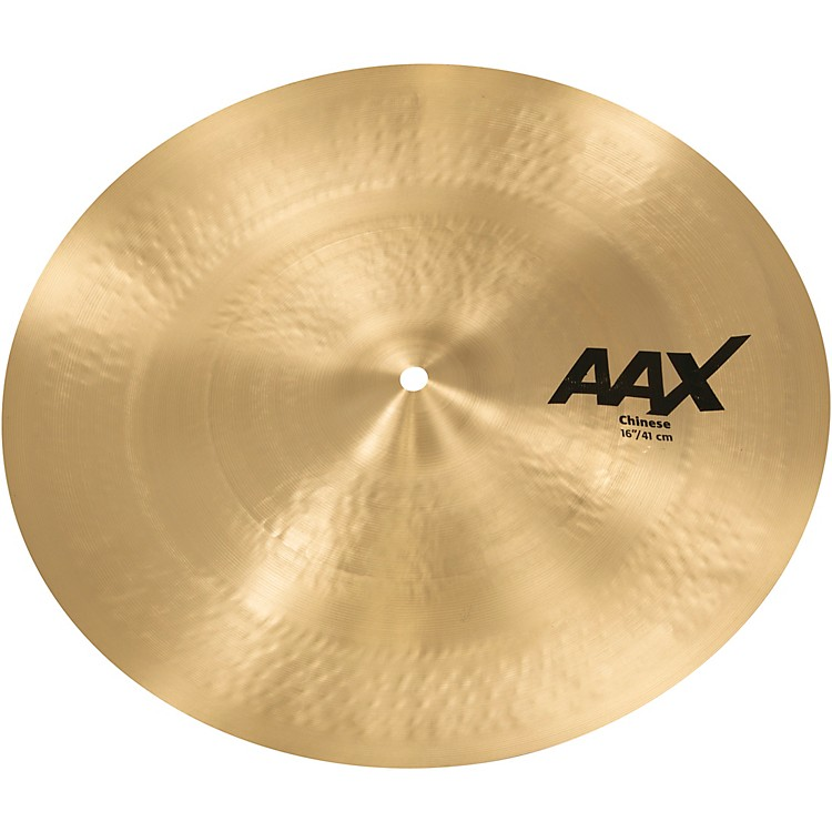 Sabian AAX Series Chinese Cymbal  16 in.