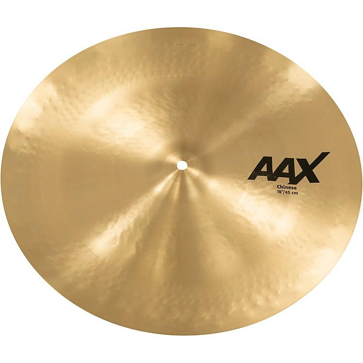 SabianAAX Series Chinese Cymbal18 in.
