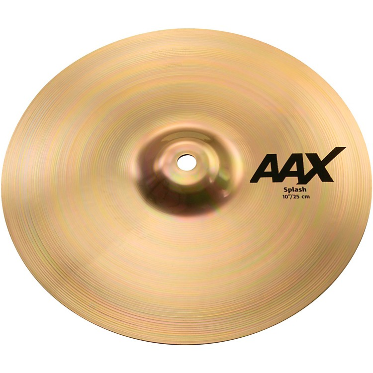 Sabian AAX Splash Cymbal Brilliant 10 in.