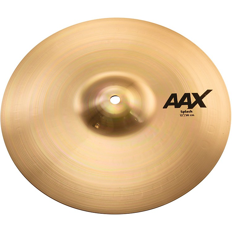 Sabian AAX Splash Cymbal Brilliant 12 Inches