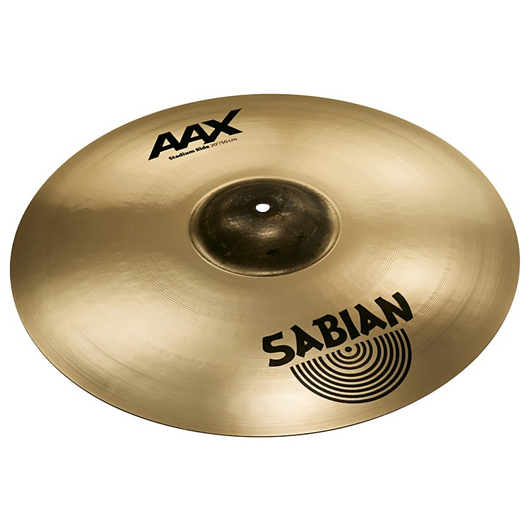 Sabian AAX Stadium Ride Cymbal 20 in.
