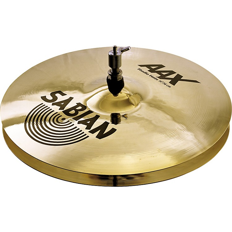 Sabian AAX Studio Hi Hats  14 Inches