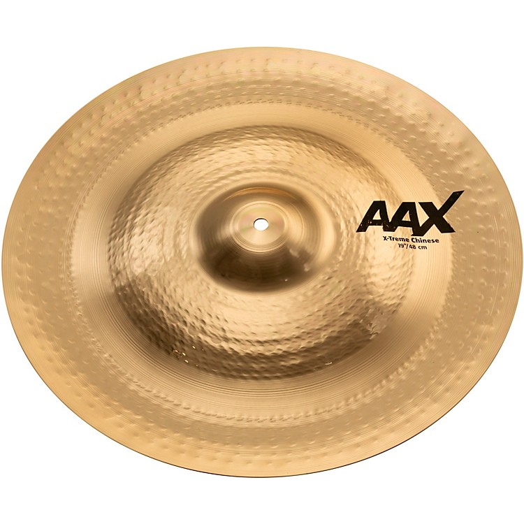 Sabian AAX Treme Chinese Cymbal Brilliant 19 in.