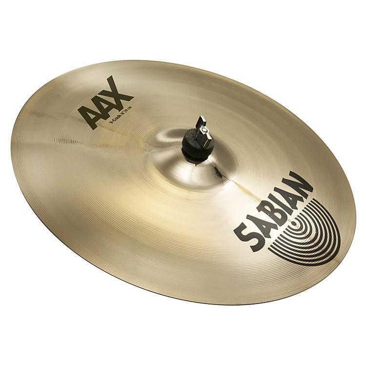SabianAAX V-Crash Cymbal17 in.