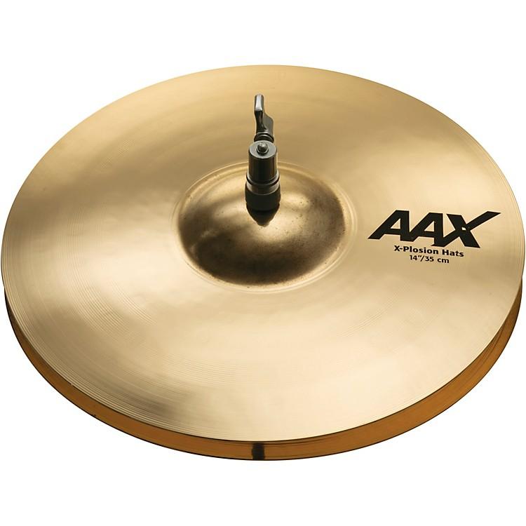 SabianAAX X-Plosion Hi-Hat Cymbals Brilliant14 in.2012 Cymbal Vote