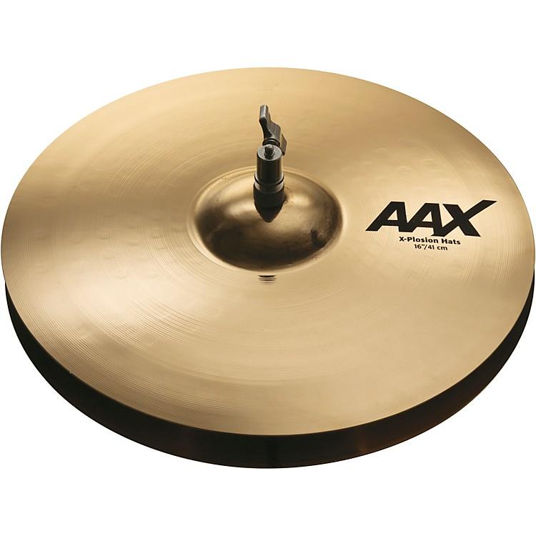 SabianAAX X-Plosion Hi-Hat Cymbals Brilliant