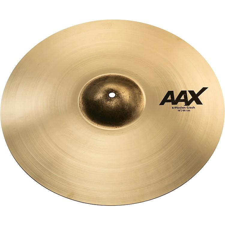SabianAAX X-plosion Crash Cymbal