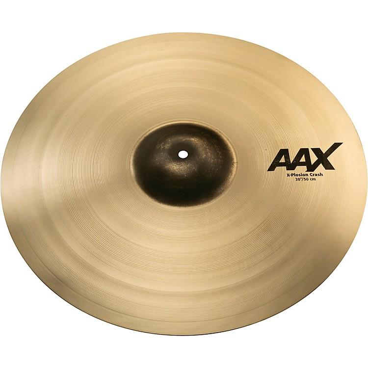 SabianAAX X-plosion Crash Cymbal20 in.