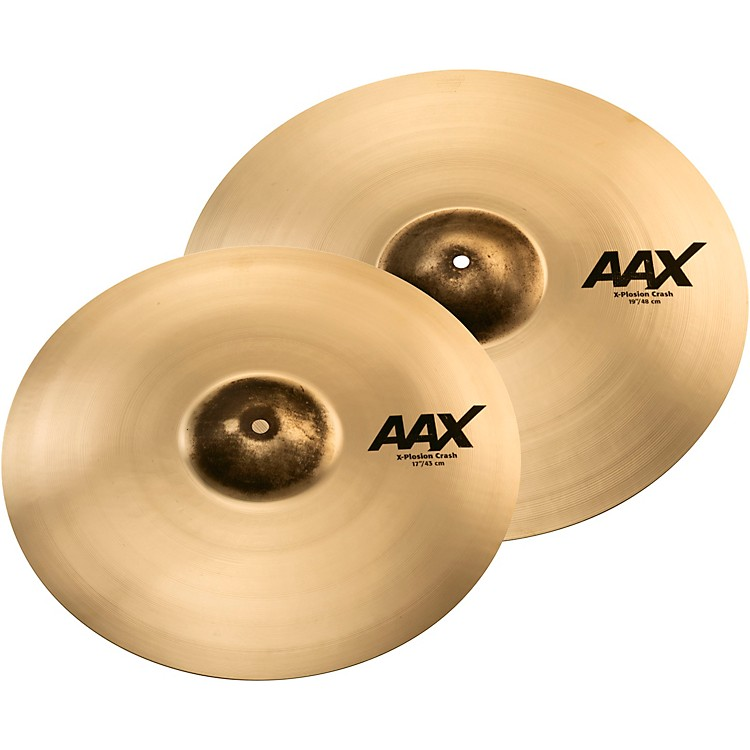 Sabian AAXplosion Crash Cymbal Pack with Free 11
