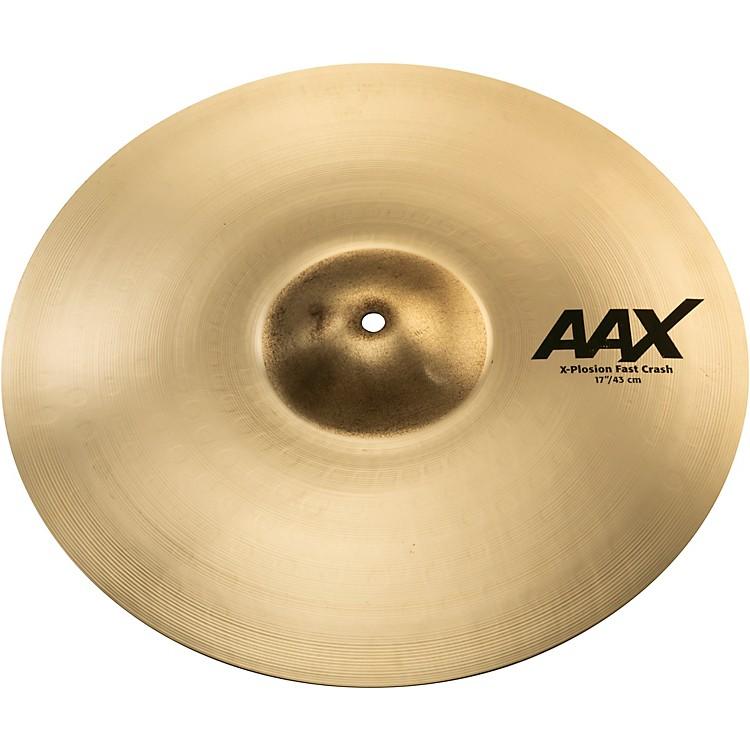 SabianAAXplosion Fast Crash Cymbal