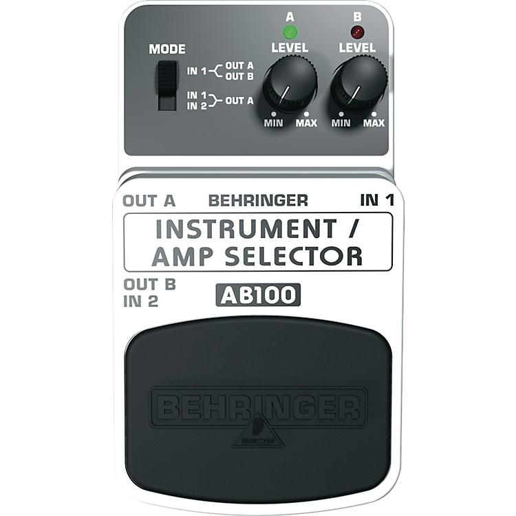 BehringerAB100 Footswitch (Guitar/Bass/Keyboard)