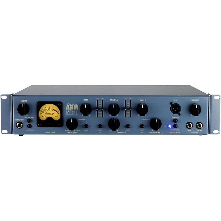 Ashdown ABM400 Neo Line 400W Bass Tube Head