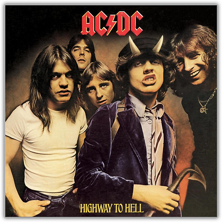 Sony AC/DC - Highway to Hell Vinyl LP